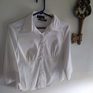 MidSleeve Button up|Cotton Express|M|Mid-Slv